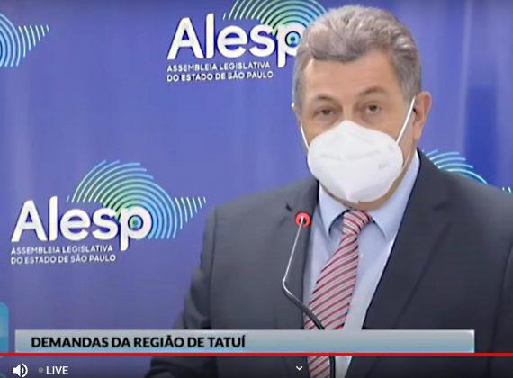 AUDIÊNCIA PÚBLICA EM TATUÍ APONTA CORTES ORÇAMENTÁRIOS EM ÁREAS ESSENCIAIS