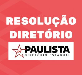 Fora Bolsonaro! Fim do governo genocida para combater a covid-19 e salvar a vida!