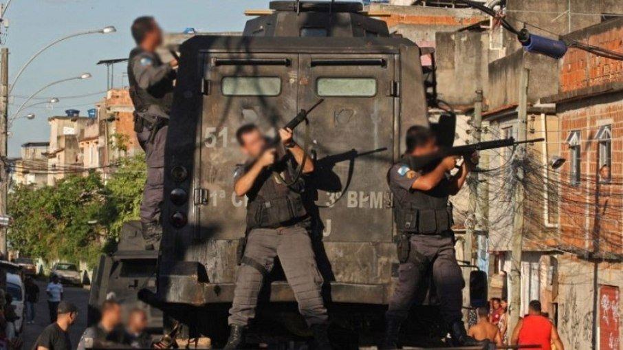 Pelo fim do extermínio e da violência policial