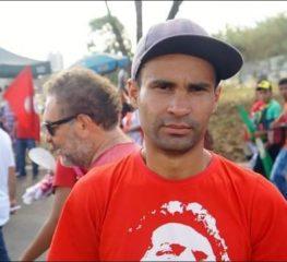 Homenagens a um militante: Jhow Lebre, presente!