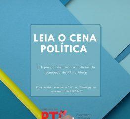 CENA POLÍTICA – 1 DE OUTUBRO