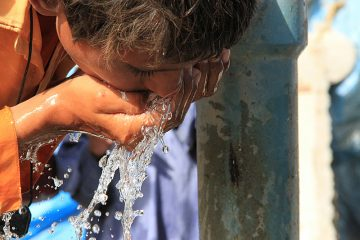 PL acentua desigualdade no acesso a água e esgoto