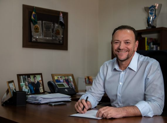 Nosso apoio incondicional ao prefeito Edinho Silva