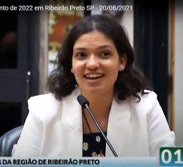 VEREADORA DO RIBEIRÃO PRETO COBRA INVESTIMENTOS NA PAUTA DE DIREITOS HUMANOS