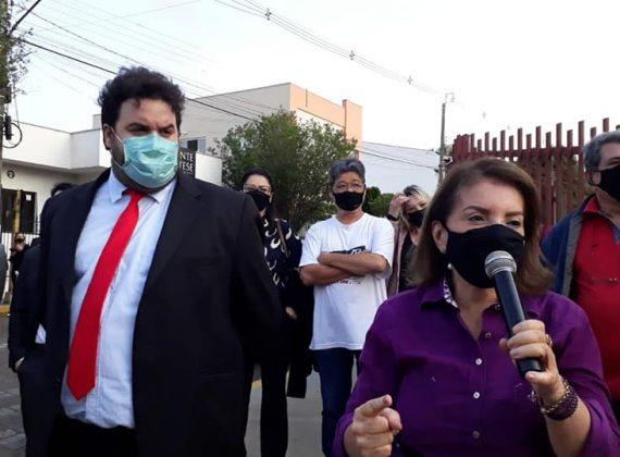 Solidariedade e defesa do mandato do vereador Mateus Siqueira