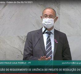DEPUTADOS BOLSONARISTAS IMPEDEM VOTAÇÃO DE CRIAÇÃO DA CPI DA PREVENT SENIOR