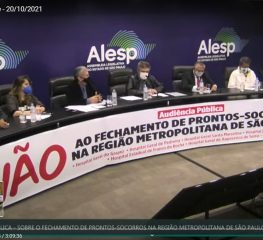 SECRETÁRIO NÃO COMPARECE A AUDIÊNCIA SOBRE FECHAMENTO DE PRONTOS SOCORROS